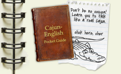 Cajun to English dictionary online